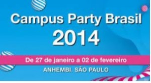 Imagem Campus Party Brasil 2014